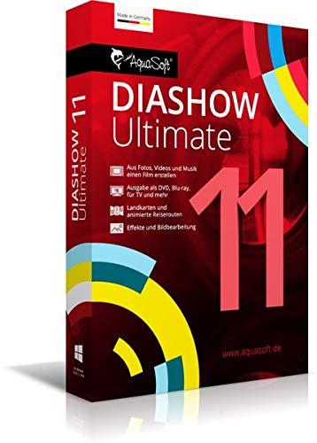 AquaSoft DiaShow 11 Ultimate|DVD|2|-|PC|Disc|Disc
