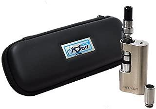 【ベプログ公式】JustFog Q14 プルームテック カプセル対応 スターターキット 電子タバコ ベプログオリジナル日本語マニュアル・ポーチ付き (シルバー)