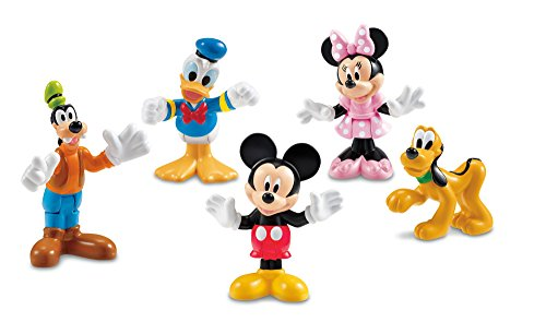 Fisher-Price - Disney Minnie Mouse - Clubhouse Pals by Fisher-Price