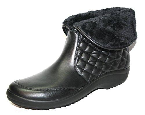 Berkemann Stiefelette Talina Leder Schuhe Damen Comfort Boots 05235 EU 42 2/3