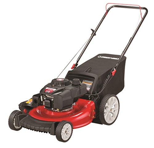 Troy-Bilt TB120 159cc 21-Inch 3-in-1 High Wheel Push Lawn Mower
