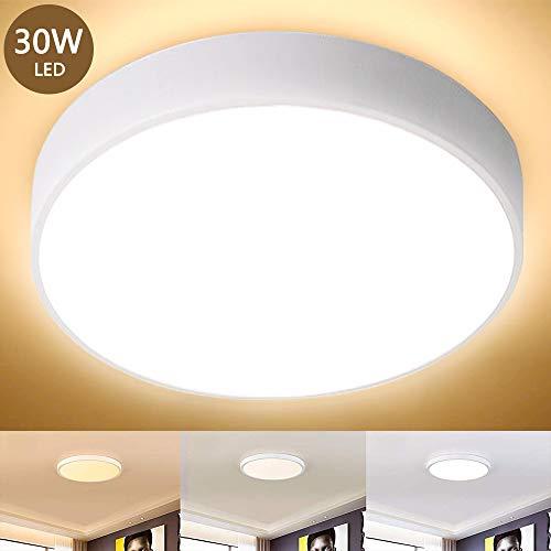 Plafondlamp LED plafondlamp badkamer lamp 30W