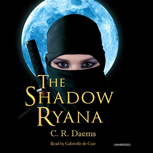 The Shadow Ryana audiobook cover art