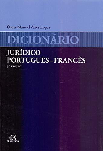 Dicionário Jurídico Português-francês