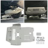 LOSTAR Front Skid Plate For 2016 2017 2018 2019 2020 2021 Tacoma Off Road/TRD PRO PTR60-35190 (TRD PRO and Off-Road models ONLY.)
