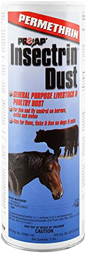 Prozap Insectrin Dust Livestock Dust