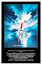 original superman movie poster