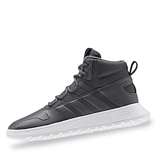 Adidas EE9714 Fusion Storm WTR Dames sneakerboots van nylonmesh met Ortholite