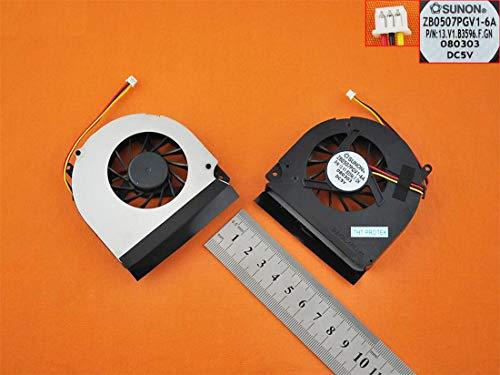 Kompatibel für ACER Travelmate 6593, 6593G Lüfter Kühler Fan Cooler