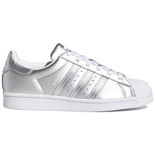 adidas Womens Originals Superstar Metallic Casual Shoes Womens Fy1155 Size 6.5