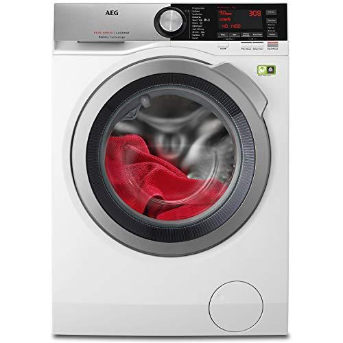 AEG L8FEC946R 8000 Series 9kg 1400rpm Freestanding Washing Machine - White