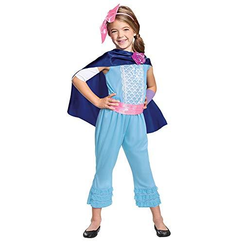YourBoob Halloween Cosplay Kostüm, Filmcharakter Dress Up, Kleidung Und Tiara, Geeignet Für Kostümparty Und Halloween,L