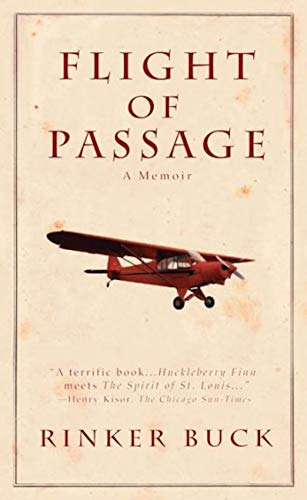 Amazon.com: Flight of Passage: A True Story eBook: Buck, Rinker: Kindle  Store