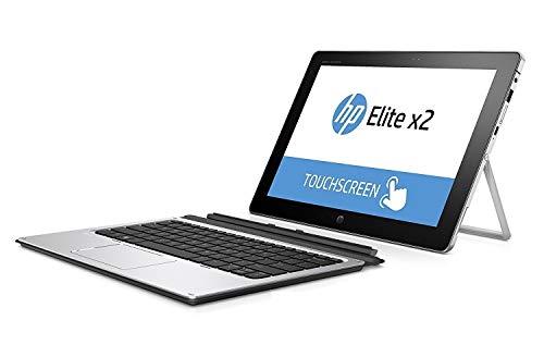 HP Elite X2 1012 G1 Detachable 2-in-1 Business Laptop, 12' FHD IPS Touchscreen (1920x1280), Intel Core M7-6Y75, 512GB SSD, 8GB RAM, Windows 10 Pro (Renewed)