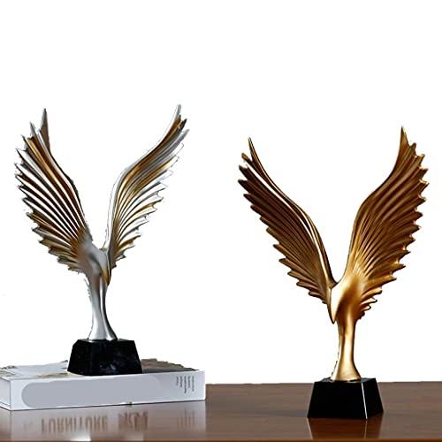 x-speed Heminredning Kreativa Dekorationer Kristall Trofé Dekorationer Vardagsrum Vin Skåp Dekorationer (Size : 22 * 7 * 32cm)