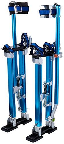 1121 Pentagon Tool Professional 24'-40' Blue Drywall Stilts Highest Quality