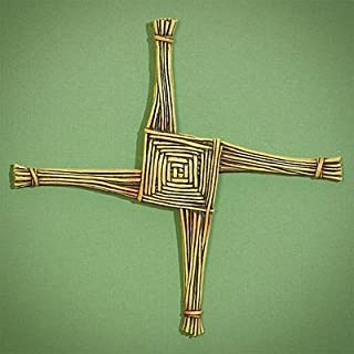 Cathedral Art St. Brigid's Wall Cross and Card