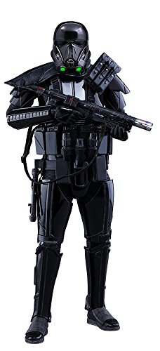 Hot Toys Star Wars Rogue One A Star Wars Story Death Trooper (Specialist) 1/6 Scale Figure