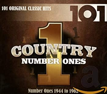 101  Country Number Ones / Various