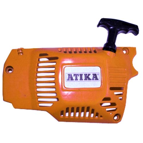ATIKA Ersatzteil | Anwerfvorrichtung komplett für Kettensäge BKS 38 A