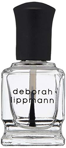DEBORAH LIPPMANN Top and Base Coat, Hard Rock Hydrating Base & Top Coat, 0.5 fl. oz.