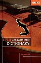 Berklee Jazz Guitar Chord Dictionary
