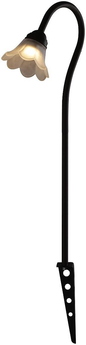 テスピアンスクラップブック航海のタカショー ローボルト フラワーライト