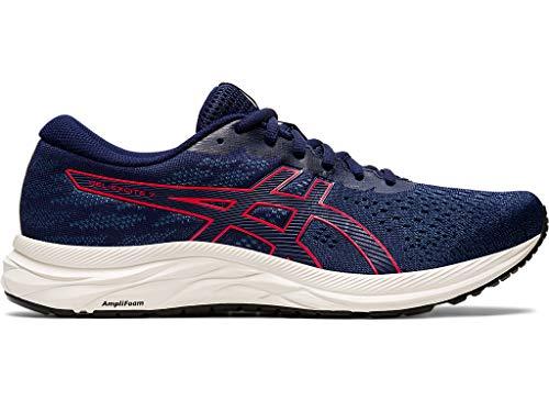 ASICS Men's Gel-Excite 7 Running Shoes, 10.5, Peacoat/Classic RED