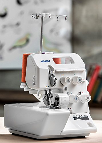 JUKI MO654DE Portable Thread Serger Sewing Machine