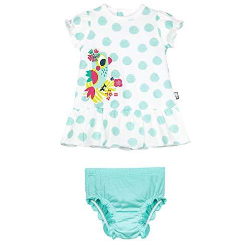 Ensemble bébé fille robe + bloomer Summertime - Taille - 18 mois (86 cm)
