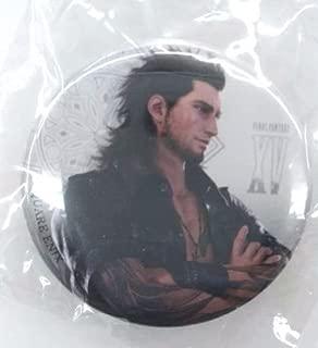 Final Fantasy 15 XV Badge Gladiolus Amicitia Square Enix Cafe Limited Game F/S