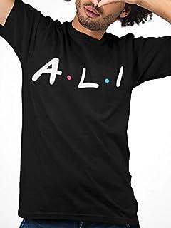 ALI ATIQ T-Shirt for Men, M