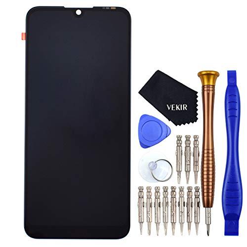 VEKIR schwarz JAT L29 LCD Touchscreenizer Bildschirm anzeigen Ersatz fur Huawei Y6s 2019 JAT L29 JAT LX1 JAT L41