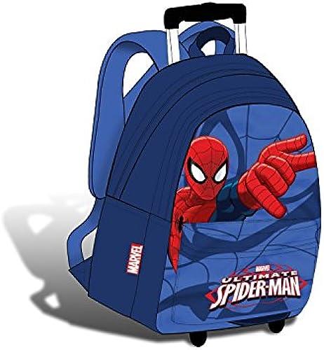 1 cksack Trolley Ultimate Spiderman 47 34 15cm
