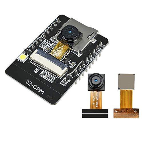 KeeYees 1 Set WiFi + Bluetooth Modul Kit, 4M PSRAM Dual-Core 32 Bit CPU Entwicklungsboard Modul für Arduino WLAN Kartenentwicklung