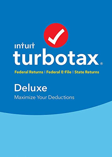 Price comparison product image Intuit Turbotax Deluxe + State 2018