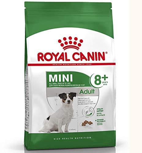 Royal Canin Mini Adult + 8 Nourriture pour Chien 0,8 kg