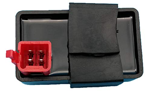 Tuzliufi Fuel Pump Relay for ZX-6 ZX6 ZX-6R ZX6R ZX-7 ZX7 ZX-7R ZX7R ZX-7RR ZX7RR ZX-9R ZX9R ZX-11 ZX11 ZZR 600 ZZR600 1200 ZZR1200 GPZ 1100 ZX1100 27002-1065 33950-38B00 1989-2006 2007 2008 New Z142