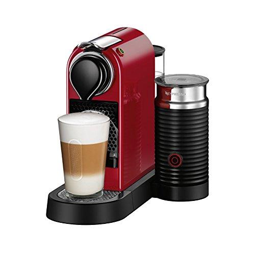 Turmix tx275Citiz & Milk Cherry Red Rosso Nespresso Capsule di Caffè