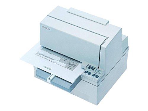 Epson TM-U590 Serial White - Impresora matricial de Punto (A4 (210 x 297 mm), Bi-Direction, VCC # 1,...