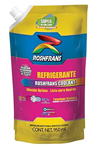 anticongelante climatizado fabricante Roshfrans