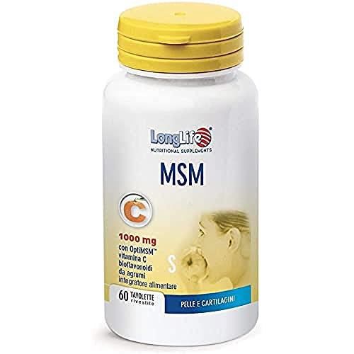 Longlife Msm 1000 Mg - 110 Gr