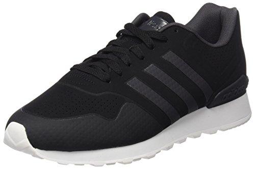 adidas Herren 10K Casual Sneaker, Schwarz (Core Black/Utility Black/Crystal White), 43 1/3 EU