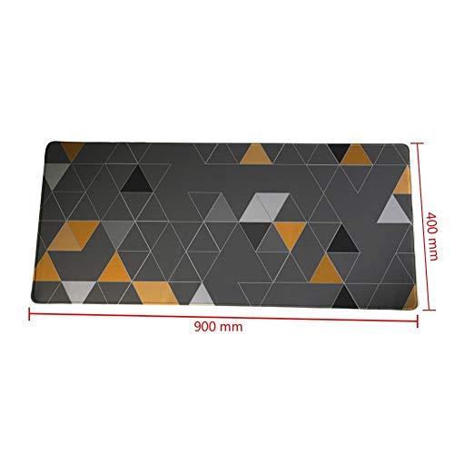 Muis Pad Voor Steelseries Muis Driehoek Behang Verlengd Grote Gaming Muis Pad Voor Toetsenbord En Muis 900 * 400Mm