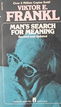 Paperback Man's Search for Meaning: Revised and updated Book