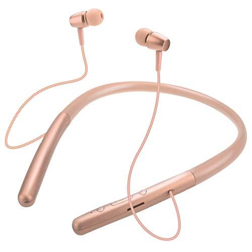 Koojawind Magnetic Wireless Bluetooth 4.1 Stereo-Headset KopfhöRer In-Ear-OhrhöRer KopfhöRer Bluetooth Wireless Noise Cancelling-KopfhöRer Leichte Hifi-Stereo-MagnetohrhöRer