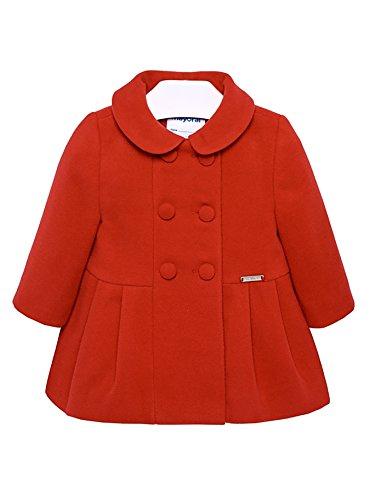 Mayoral, Abrigo para bebé niña - 2480, Rojo