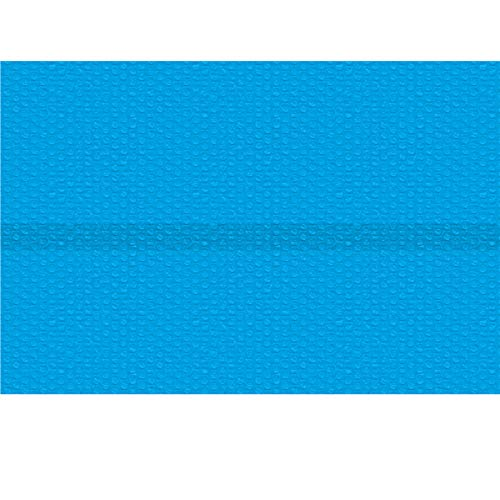 TecTake 800711 Bâche à Bulles Piscine rectangulaire de Protection, Adaptable à la Taille souhaitée, Bleu - Plusieurs modèles - (2x3 m | no. 403102)