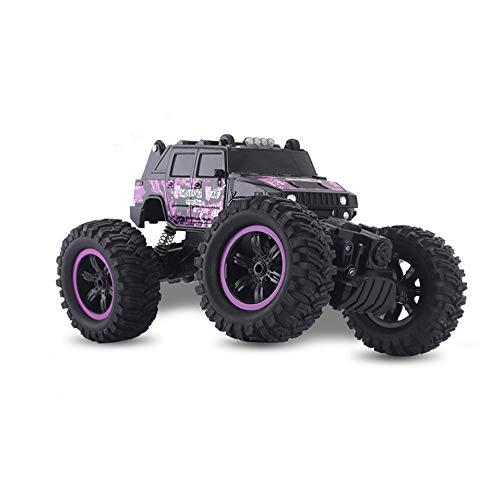 LQZCXMF Gran vehículo todoterreno con control remoto 1:14 carga de alta velocidad, tracción en las cuatro ruedas, coche de escalada, juguete para niños, coche de control remoto, tiene buena potencia L