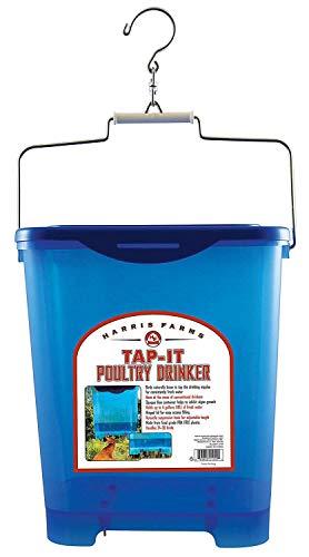 Harris Farms Tap-It Poultry Drinker, 4 Gallon